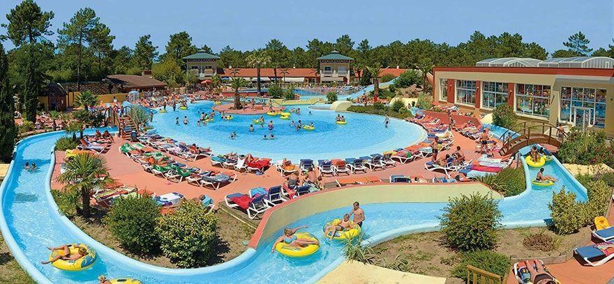 Camping Sylvamar Hotels And Resorts Swimming Pool Slides Resort