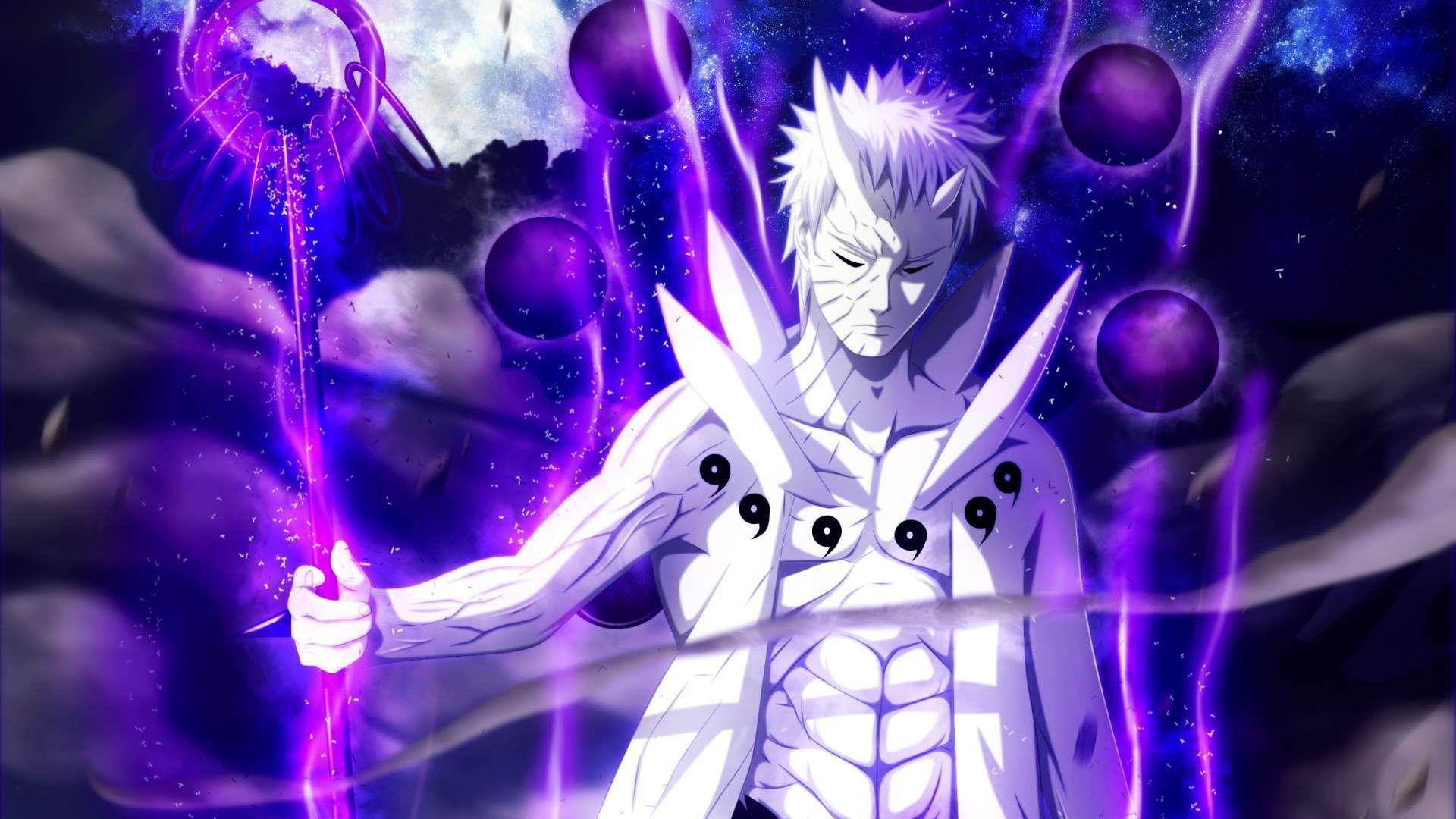 1080p High Quality Anime Wallpaper Em 2020 Wallpapers Hd Anime Obito Uchiha Anime Fantasy