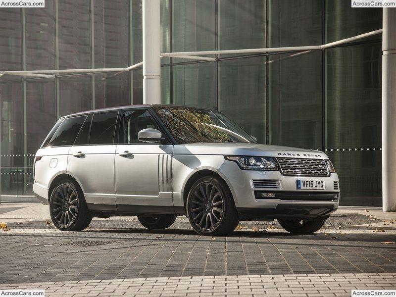 Land Rover Range Rover SV Autobiography (2016) Range
