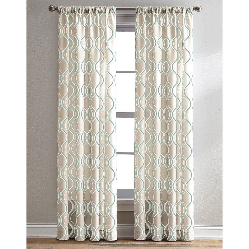 Chf Industries Chf Morocco Poletop Curtains Panel Curtains Printed Curtains Curtains