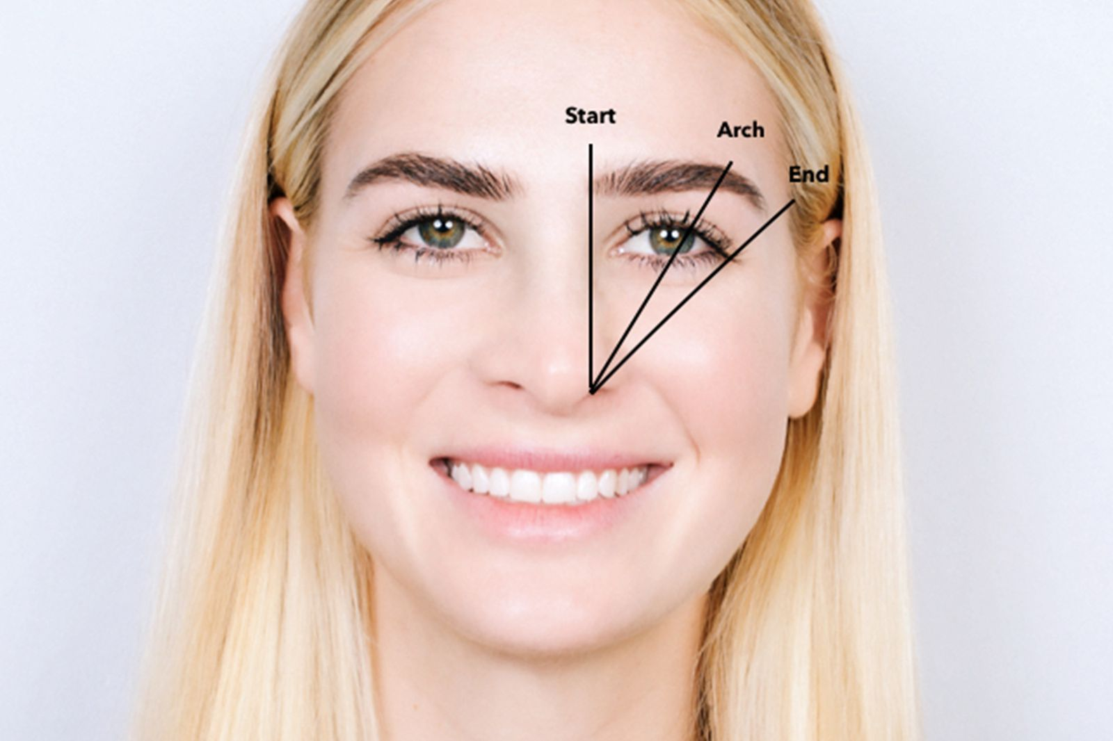 Step 2: Find a Laid-Back Shape | Best eyebrow products ...