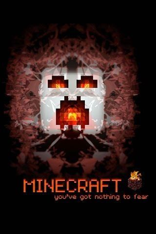 Cool minecraft gast