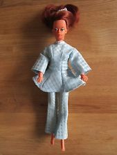 Alte Ddr Barbie Steffi Puppe Veb Waltershausen Spielzeug