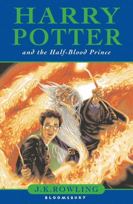 How To Tell If Your Old Copies Of Harry Potter Are Worth Up To