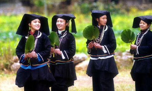 Resultado de imagen para zhuang people