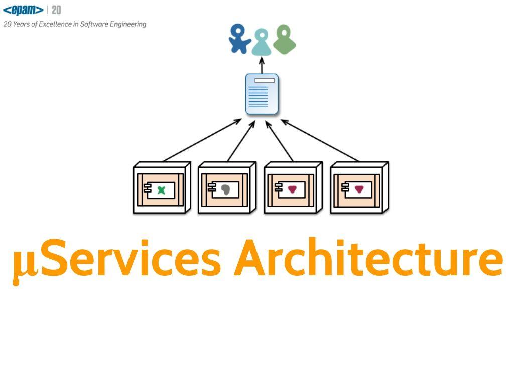 Microservices Architecture By Izzet Mustafaiev Via Slideshare Architecture Development Solving