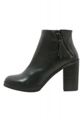 High heels Royal RepubliQ BRIDGE - Enkellaarsjes met hoge hak - black  Zwart: € 219