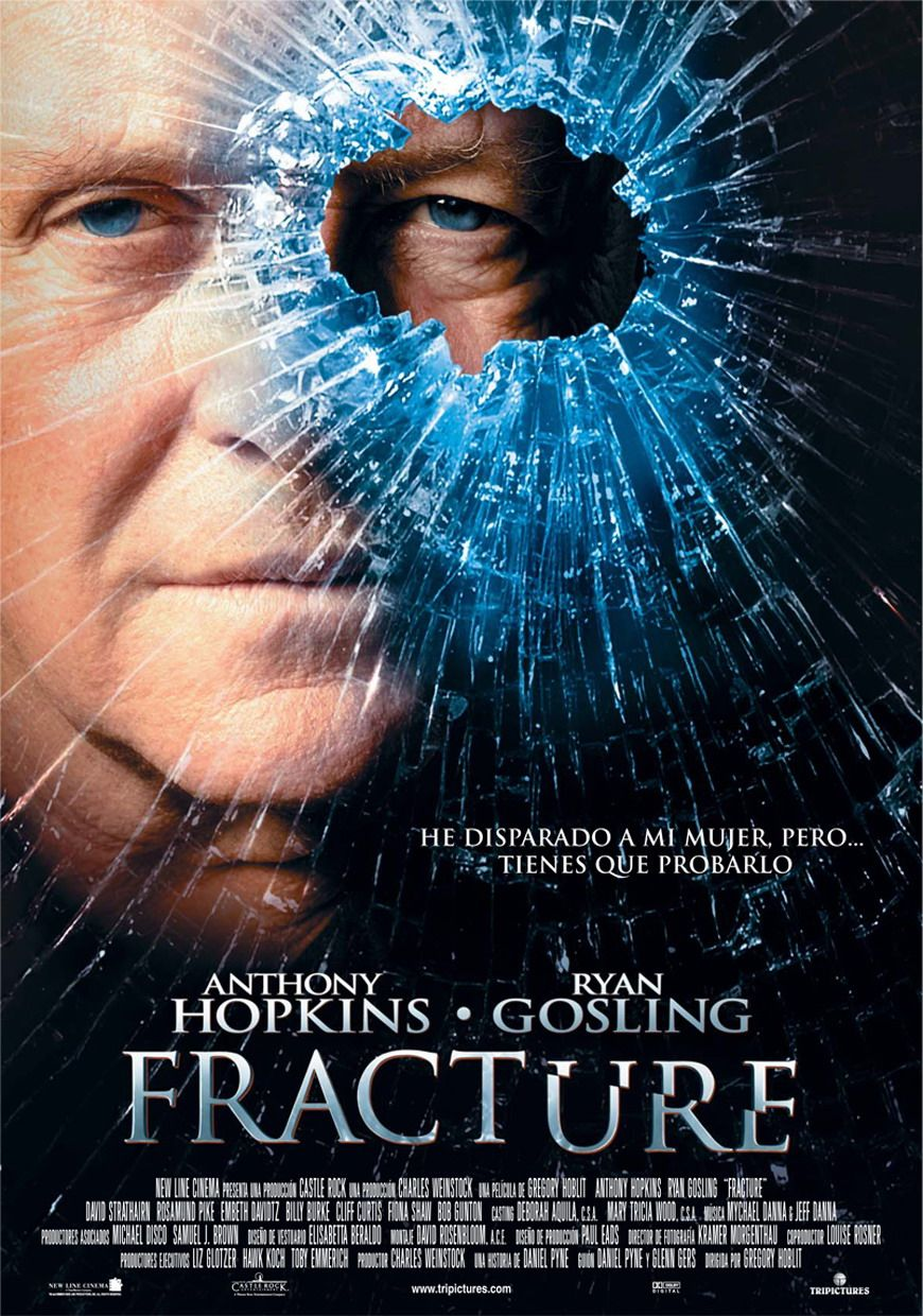 Fracture A Castle Rock Charles Weinstock Production Directed By Gregory Hoblit Produced By Charles Full Movies Online Free Fracture Movie Movies Online