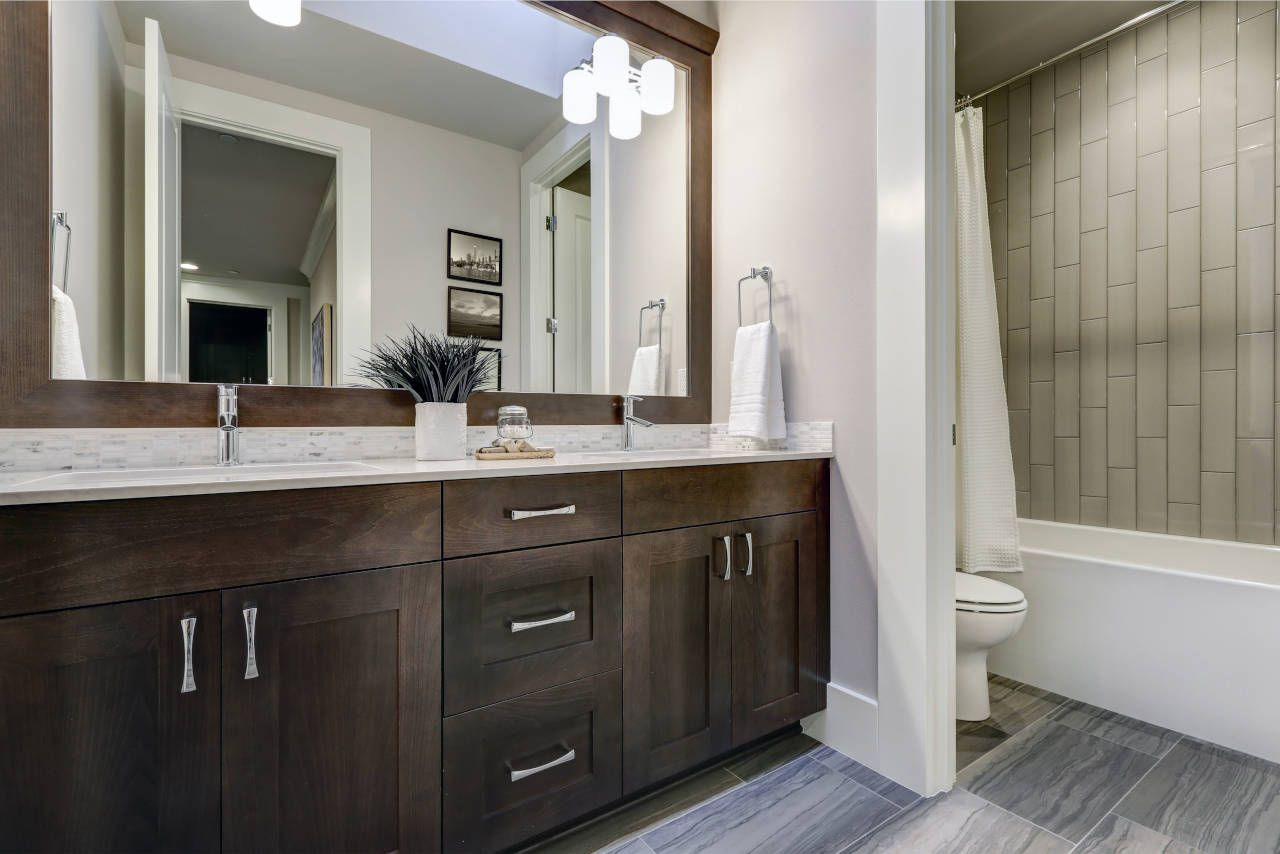 Cost to Install Bathroom Vanity - 2020 Price Guide ...