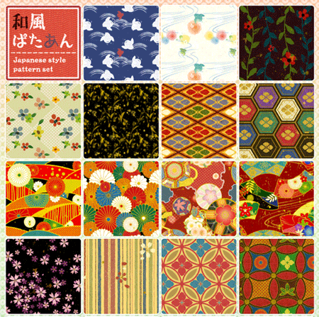 Japanese Pattern For Corel Draw Free Photoshop Patterns