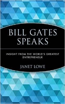 The only book to compile Gates' actual words-culled from articles, newscasts, and interviews-this profile reveals what Gates has to say on everything from financing a start-up to running a conglomerate, developing technology, to raising a family.