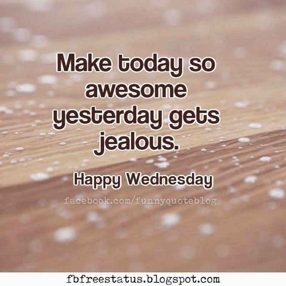 Wednesday Quotes Adorable Top 48 Happy Wednesday Quotes Inspirational Quotes Pinterest