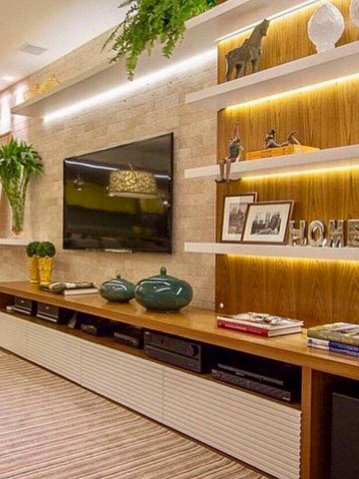Tv ünitesi   Home decor   Pinterest   Wohnzimmer und Wohnen