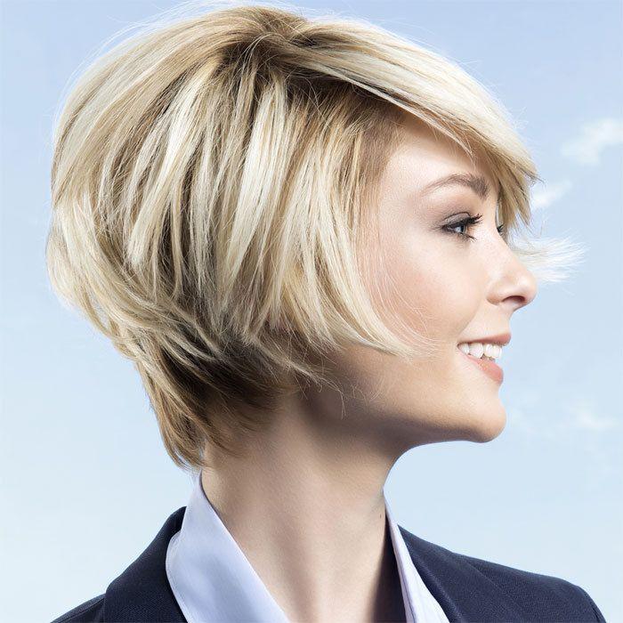 Coiffure cheveux milongs SAINT ALGUE Tendances