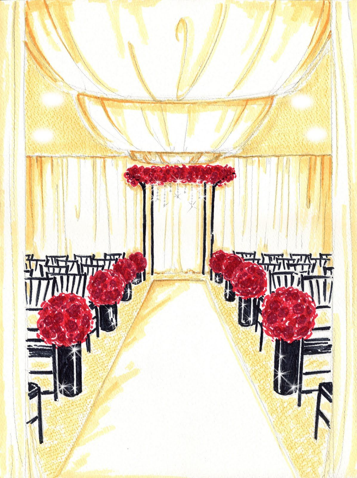 red and black wedding ideas pinterest | wedding-premium.com ...