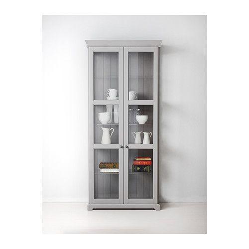 liatorp vitrinsk p gr ikea home decor pinterest liatorp gr och ikea. Black Bedroom Furniture Sets. Home Design Ideas