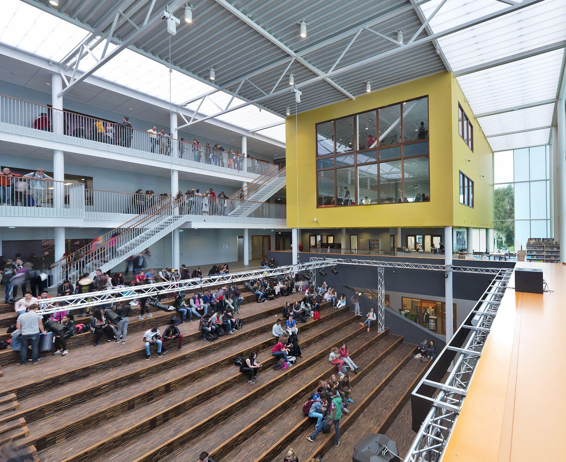 Stedelijk college eindhoven bna 2015 leuke school van for Eindhoven design school