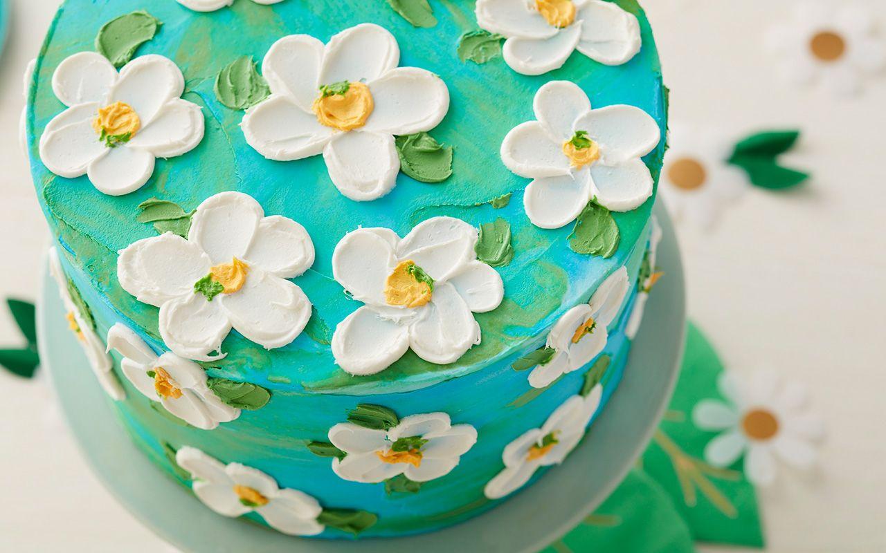 8 fabulous flower birthday cake ideas in 2020 birthday