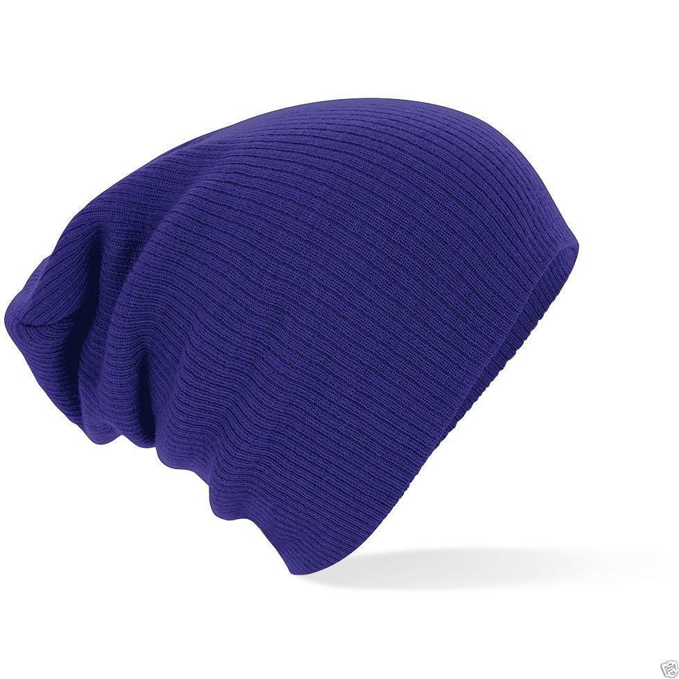 Winter Beanie Hats - Unisex Warm Soft Beanie Skull Knit Caps