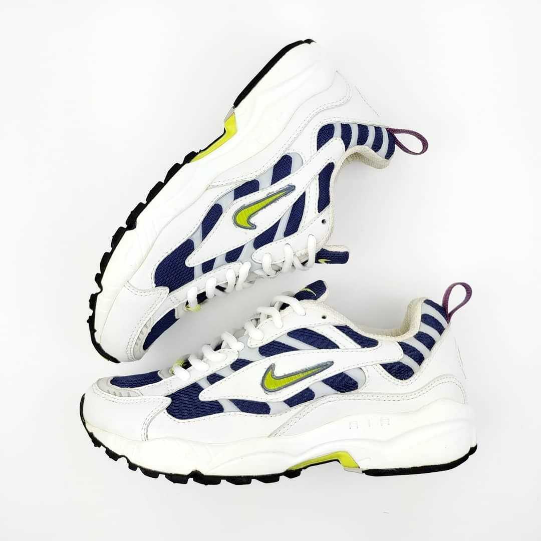 Nike Air Structure Triax 9 1998 Vintage Archive art. ( 981012 QH ...