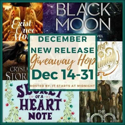 With Love for Books: December New Release Giveaway