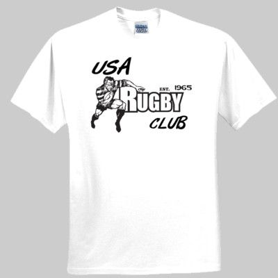 USA Rugby Club Player