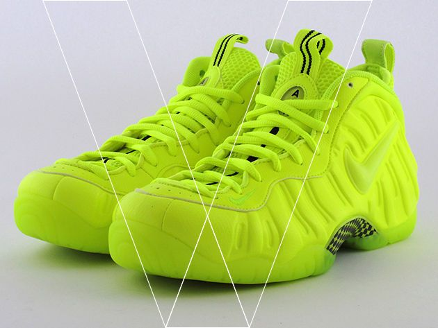 half off 4929a 9eb0b How to spot fake Nike Foamposite Pro's | Spot Fakes on eBay ...