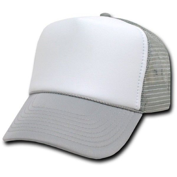 original two tone trucker mesh caps plain baseball hat adjustable white bulk cheap uk