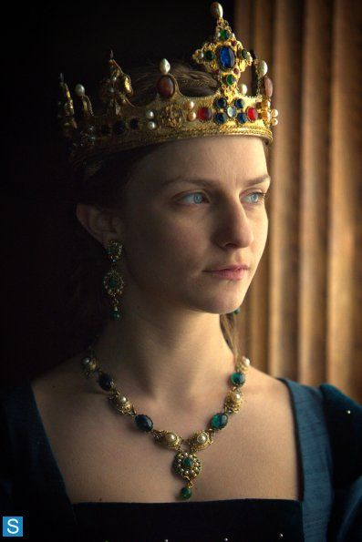 Anne, from The White Queen