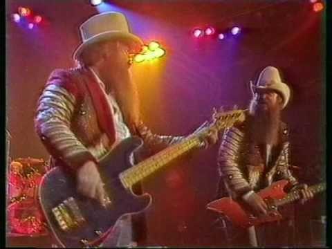 Zz top la grange live 1982 that little ole band from texas makes my world go 39 round - Zz top la grange drum cover ...