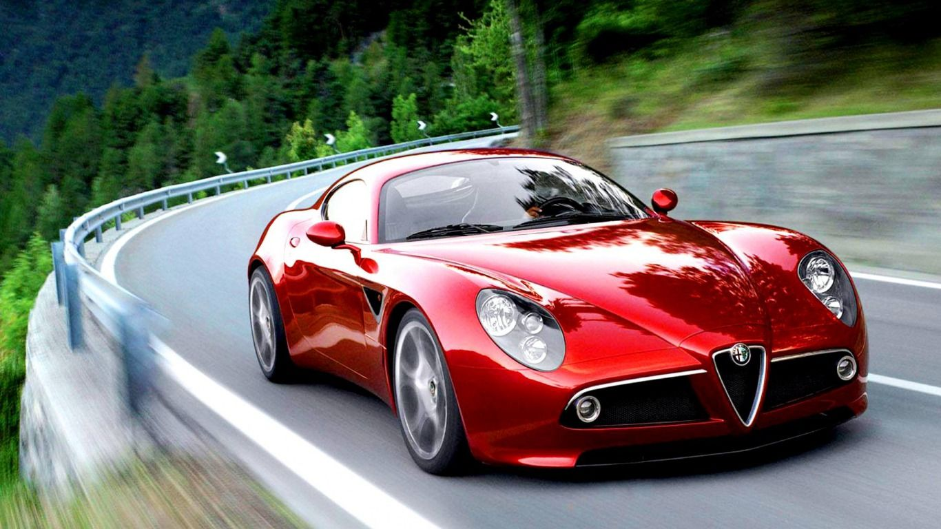 Alfa Romeo Wallpapers Alfa romeo 8c, Alfa romeo, Alfa