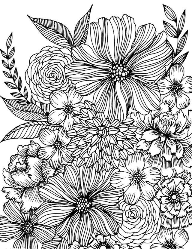 alisaburke: free coloring page download for you! #adultcoloringpages