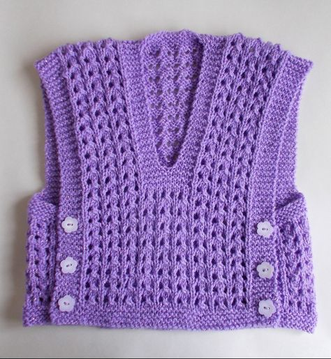 Melika Melika Baby Vest Top There are so many very pretty self ...