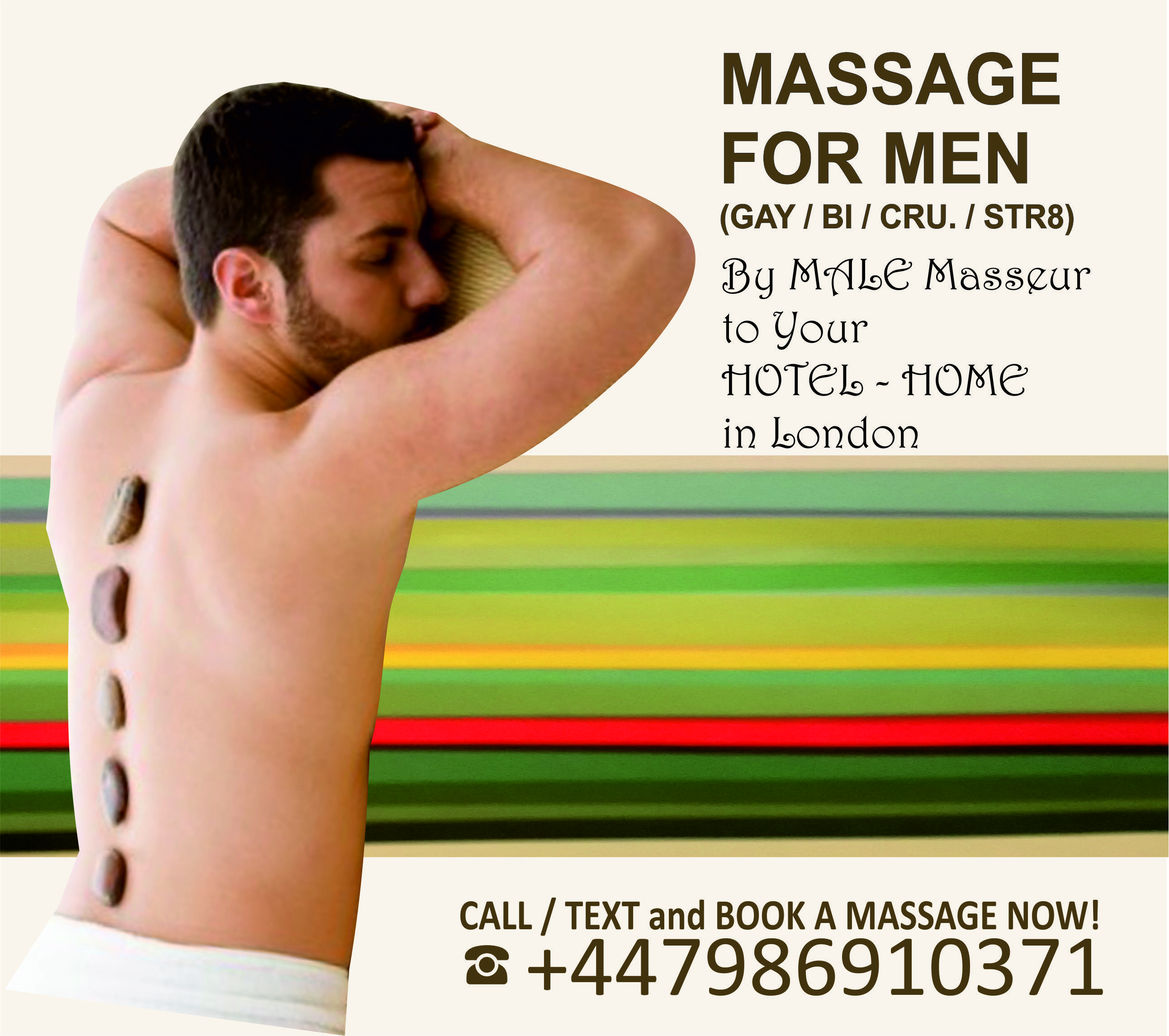 Male massage groups