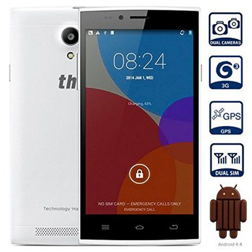 "THL T6 Pro Waterproof Dual SIM Dual Standby WIFI 3G Smartphone 5.0 inch/5"" 5 Point Multi-Touch Capacitive Screen MTK6592M 1.4GHz Android 4.4 Octa Core 8GB GPS Dual Cameras 8.0 MP Sensor Bluetooth	 V4.0 FM Radio Protective Case Mobile Phone Cellphone (Black+White) - http://www.computerlaptoprepairsyork.co.uk/mobile-phones/thl-t6-pro-waterproof-dual-sim-dual-standby-wifi-3g-smartphone-5-0-inch5-5-point-multi-touch-capacitive-screen-mtk6592m-1-4ghz-android-4-4-octa-core-8gb-gps-"