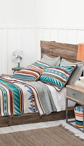 Bedroom Boards Ideas Collection turquoise ridge blanket collection | pendleton beds, pendleton