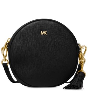 fb13dcf367f Pebble Leather Circle Canteen Crossbody in 2019 | Products | Michael ...