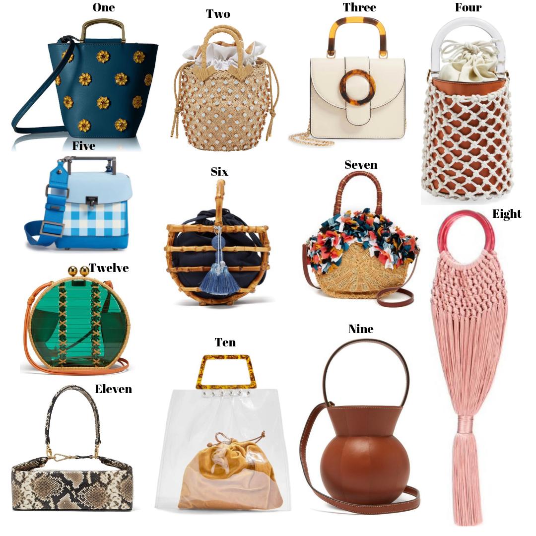 7ecd2e12fb Handbags | Shapes of Spring Summer 2019 - SheShe Show Summer Handbags,  Handbag Stores,