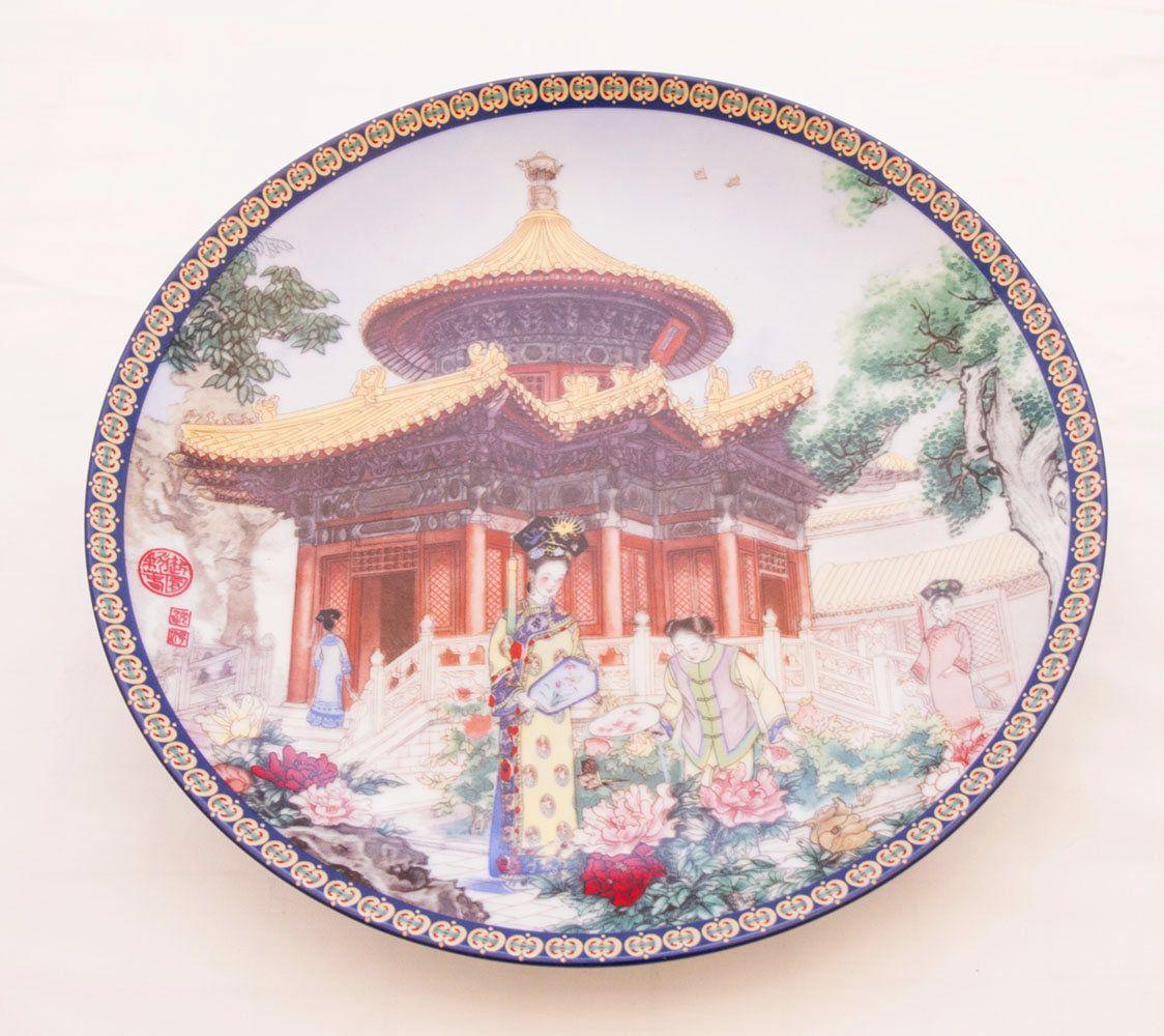 Popink and geisha plaates