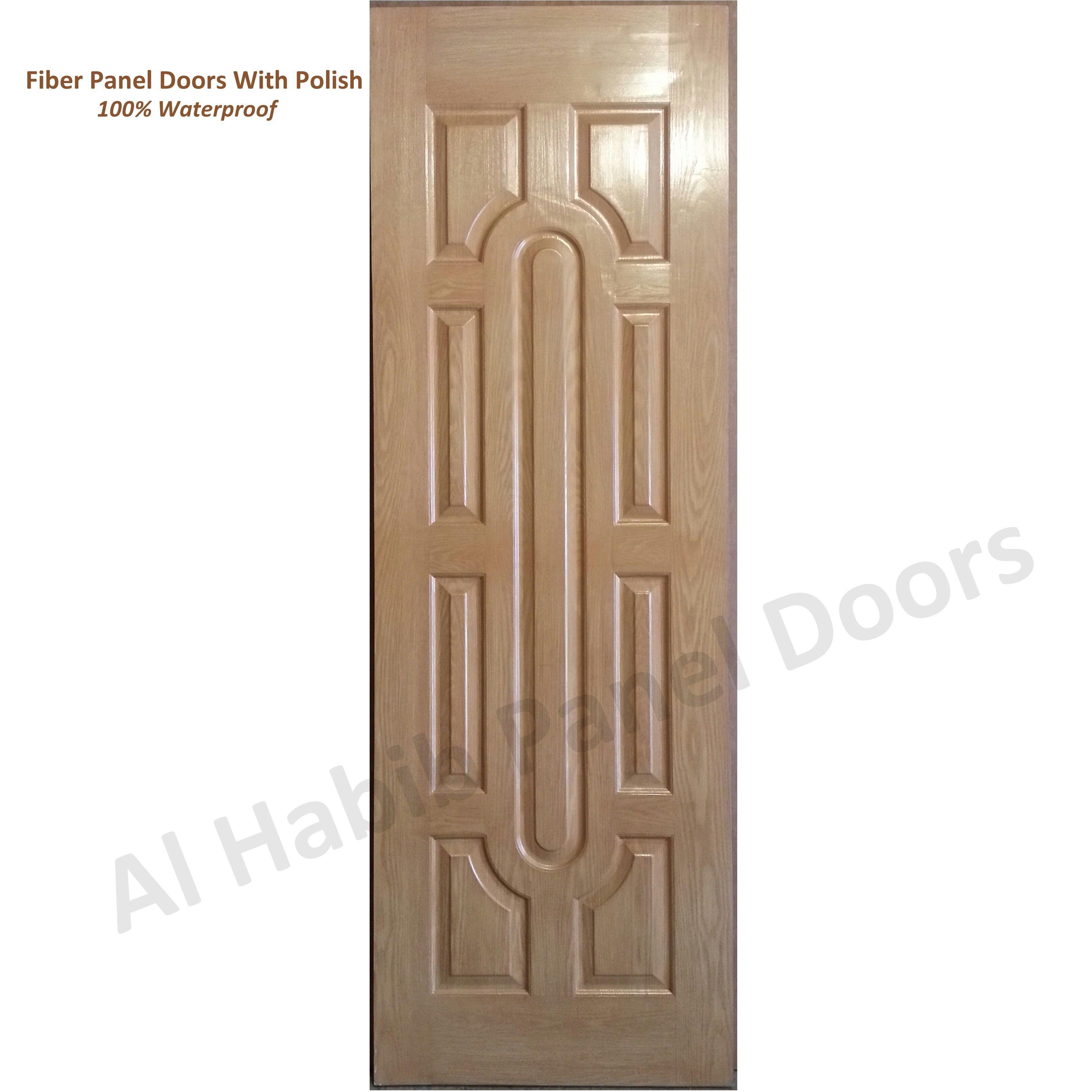This is Fiber Panel Door With Polish. Code is Product of Doors - Fiber Doors in different design and colors. Al Habib  sc 1 st  Pinterest & Fiber Panel Door With Polish Hpd484 - Fiber Panel Doors - Al Habib ...