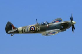 G-MXVI - Spitfire Mk.XVI - Pardubice (PED/LKPD) - planes.cz