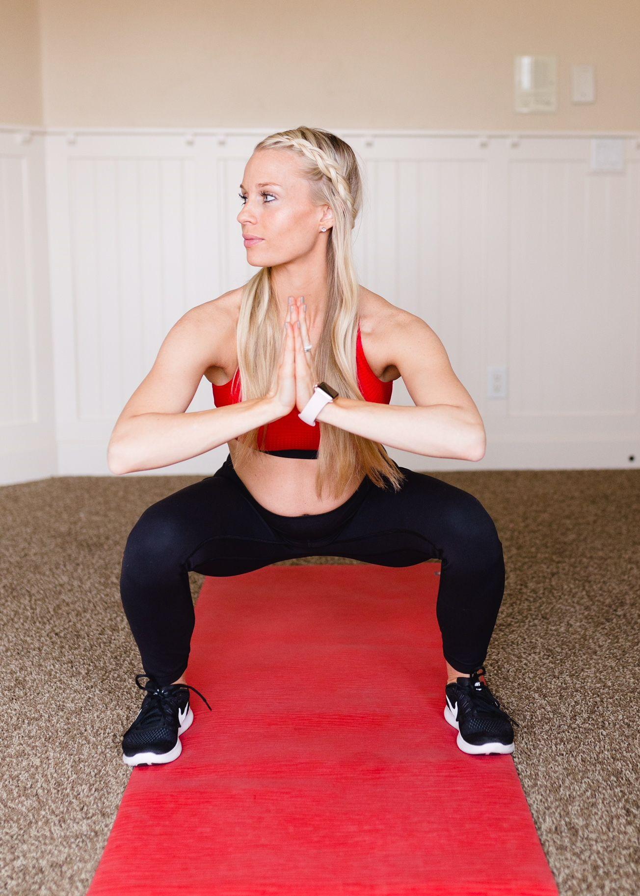 Simple Leg Toning Workout Toned Legs Workout Toning Workouts Tone Legs