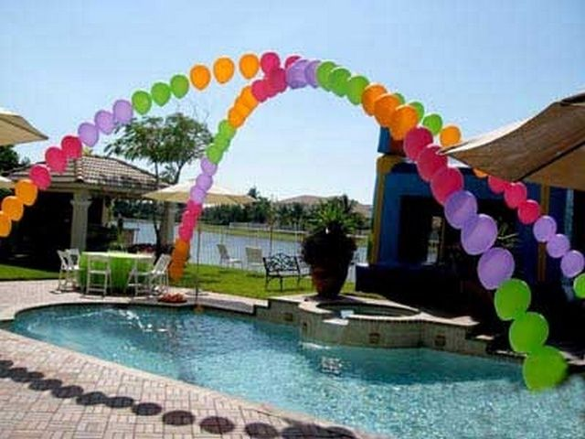 Pool Party Favors Ideas indoor pool party ideas on 640x480 kids indoor pool party kids Pool Birthday Party Favor Ideas Images