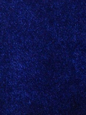 Fabricut Fabrics Ultra Velvet Royal Blue 5775 Per Yard Pantone Decor