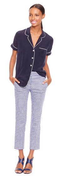 pajama inspired