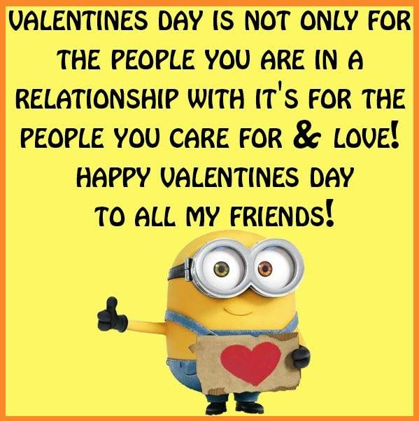 Pin By Judy Wight On Holidays Minions Valentines Quotes Valentine S Day Quotes Valentine Quotes