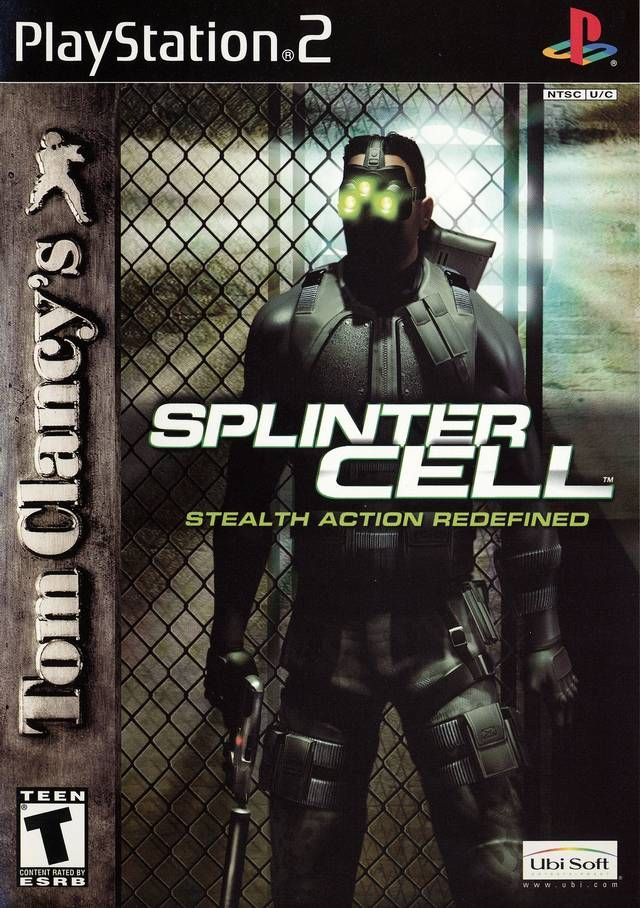 Tom Clancy S Splinter Cell Tom Clancy S Splinter Cell Tom Clancy Traveling By Yourself