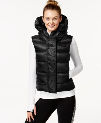 Nike Uptown 550 Hooded Down Vest  dcaef8d6a