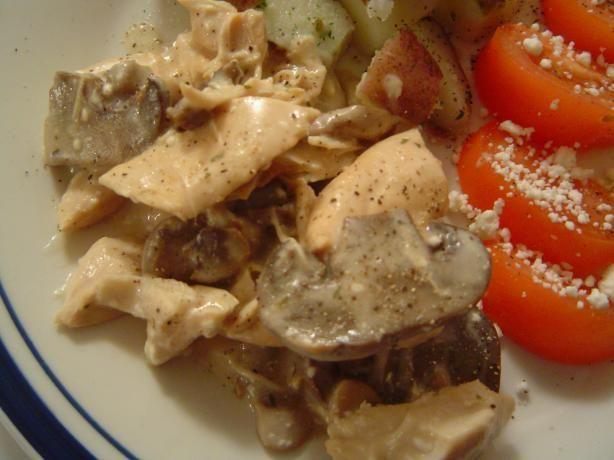 Interesting Crock Pot Chicken
