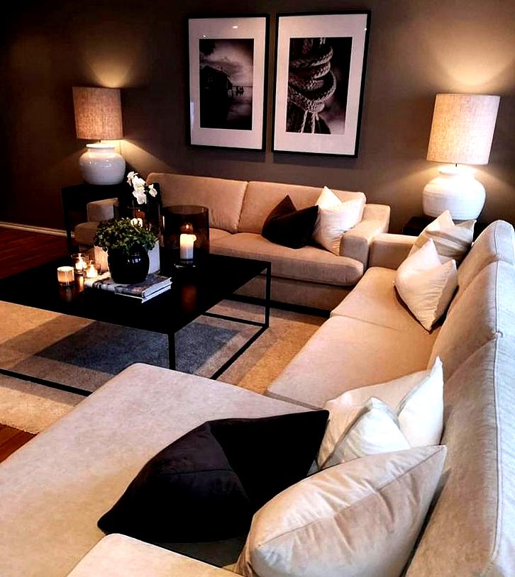 100 cozy apartment living room decorating ideas 15 in 2020